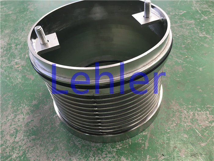 Customized Wedge Wire Screen High - Precision Slot Opening Non - Clogging